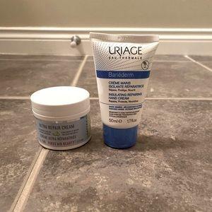 NEW Ultra Repair Cream & Uriage Hand Cream Bundle